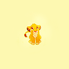 ginger vic: disney: the lion king little simba