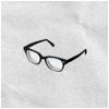 ☂ H.: glasses