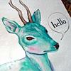 sarasweetness: hello deer
