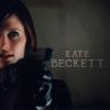 Sabi: {Castle} Beckett - gun