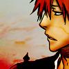 Emily: [bleach] Uryu red.