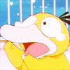 Psyduck ; A; OH NOES!