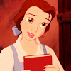 Belle (Disney's Beauty and the Beast): book (you know...)