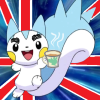 Flying Mint Bunny: Pachigirisu! I CHOOSE YOU!!