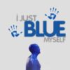 AD - Blue Myself