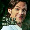 Sam -  Evil? Who Me?