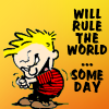 Dana: Calvin - Will Rule The World Some Day