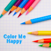 Jo Ann: Color me happy - colored pencils