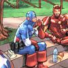Steve, Tony
