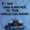 Ravenclaw- Thicket