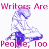 Writers are people 1