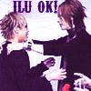 zurui_koi: ILU OK! - Karyu and Yukke