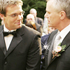 stargate - jack/daniel wedding