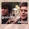 carnageincminor: spn silly