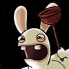 Maz (or foxxy!): Rabbid with plunger 02