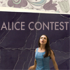 an icontest for SyFy's Alice