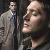 SPN Dean and Cas