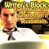 DW: Writer's Block