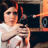 leia, a new hope, fierce