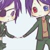 Chrome&Mukuro - Let's hold hands ~