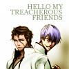 treacherousfriends
