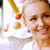 Claire Bennet: ✓ straight up flirtychans.