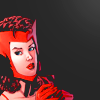 WANDA LENSHERR ★ THE SCARLET WITCH: ; straight to the point