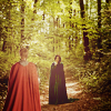audiopineapple: Merlin: Arthur/Morgana (woods)