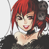 Madam Red ♛ Angelina Durless Barnett: ♦ she is a maneater.