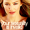 invalid sexuality
