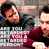 IASIP :: Charlie and Mac