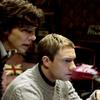 Sherlock (Sherlock/John Reading Fic)