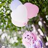 Balloon Girl 1