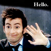 ♪ Saranade -- BoomBoom! ♫: Dr Who | Ten | Oh Hai!