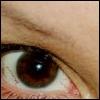 мой глаз