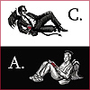 Aziraphale & Crowley