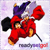 Inu Yasha // Ready Set Go!