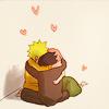 cuddles - Naruto