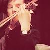 sherlock - violin