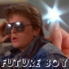 jeemers: [future boy] // Back to the Future