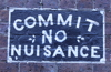 Jay Lake: signs-commit_no-nuisance