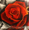 graffiti-rose