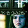 I changed for good (thehush)