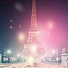 Cat: Misc // Pinkish Eiffel Tower