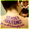 gender abolitionist