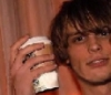 matthew gray gubler, reid, coffee