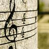 dual: music - treble clef