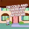 Car(e/oline): simpsons: cold wolves