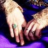 Merlin: Morgana hands
