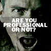 Christian Bale: Are You Professional